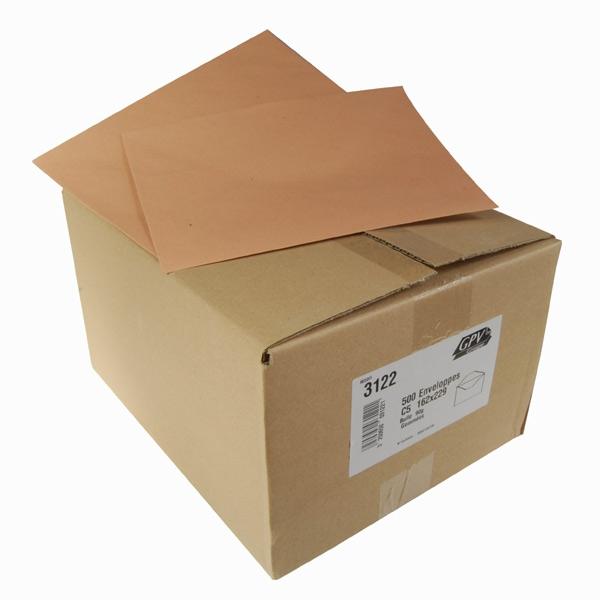 Enveloppes c5 162x229 mm bulle 90g bo te de 500 for Fenetre 90x140