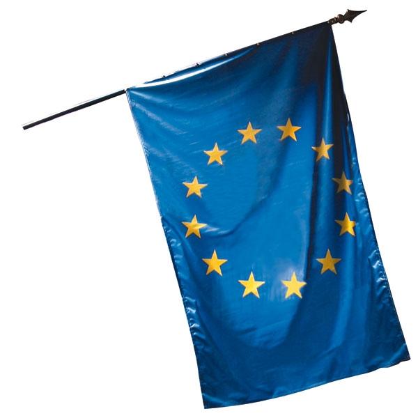 Drapeau europ en maille 80x120 cm cee europe c e e for Table exterieur 80x120