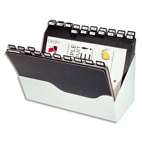 Boite rangement papier administratif for Conforama saint orens
