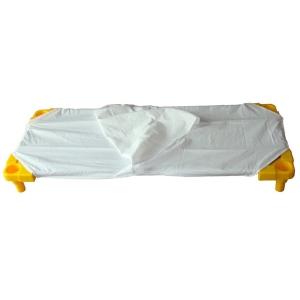 draps sacs pour couchette zouzou lot de 12 lit drap couchette ecole maternelle creche. Black Bedroom Furniture Sets. Home Design Ideas