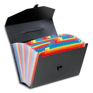 valisette trieur rainbow 24 compartiments valisette. Black Bedroom Furniture Sets. Home Design Ideas