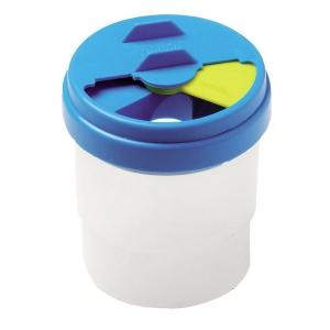 Lave pinceaux pot antiverse anti verse laver materiel accessoire de peinture pour enfant - Nettoyer pinceau peinture ...